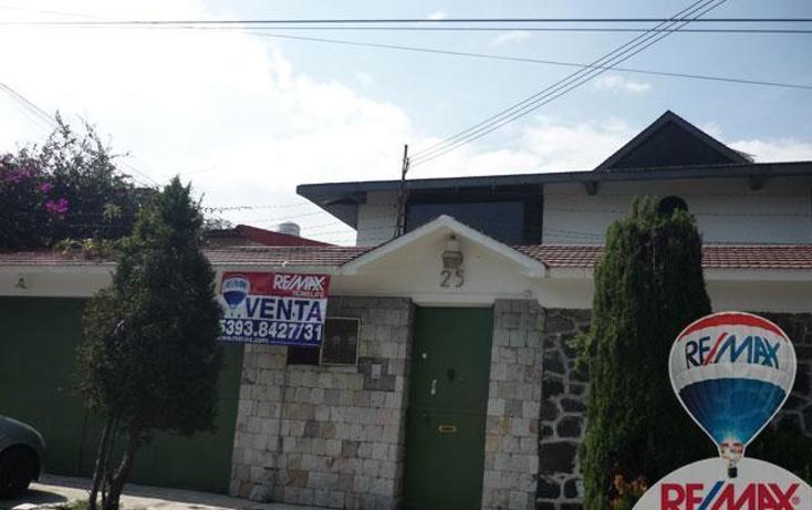 Foto de casa en venta en  , héroes de padierna, tlalpan, distrito federal, 2012495 No. 01