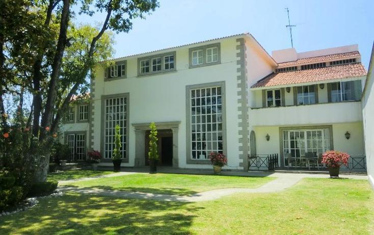 Foto de casa en venta en  , héroes de padierna, tlalpan, distrito federal, 390894 No. 01