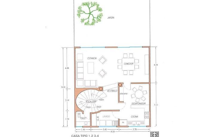 Foto de casa en venta en  , héroes de padierna, tlalpan, distrito federal, 942045 No. 03