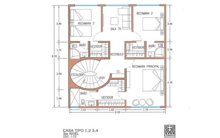 Foto de casa en venta en  , héroes de padierna, tlalpan, distrito federal, 942045 No. 05
