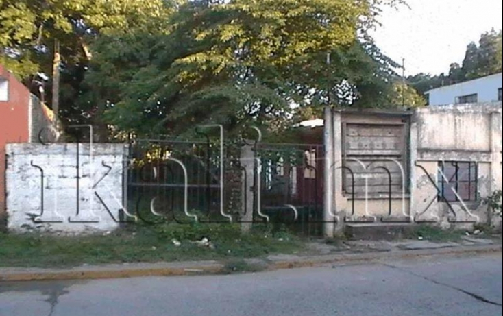 Foto de terreno habitacional en venta en heroica veracruz 91, azteca, tuxpan, veracruz, 573375 no 02