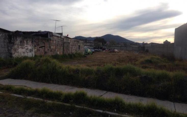 Foto de terreno habitacional en venta en heroico colegio militar, amealco de bonfil centro, amealco de bonfil, querétaro, 739719 no 01