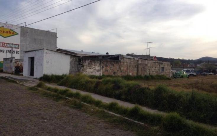 Foto de terreno habitacional en venta en heroico colegio militar, amealco de bonfil centro, amealco de bonfil, querétaro, 739719 no 03