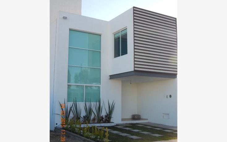 Foto de casa en venta en hidalgo 122, los nogales, san juan del r?o, quer?taro, 955781 No. 01