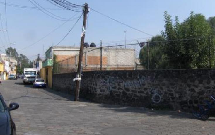 Foto de terreno habitacional en venta en hidalgo 34, exejido de santa ursula coapa, coyoacán, df, 1602976 no 01