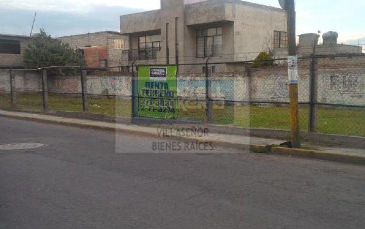 Foto de terreno habitacional en renta en hidalgo 86, san mateo atenco centro, san mateo atenco, estado de méxico, 613712 no 01