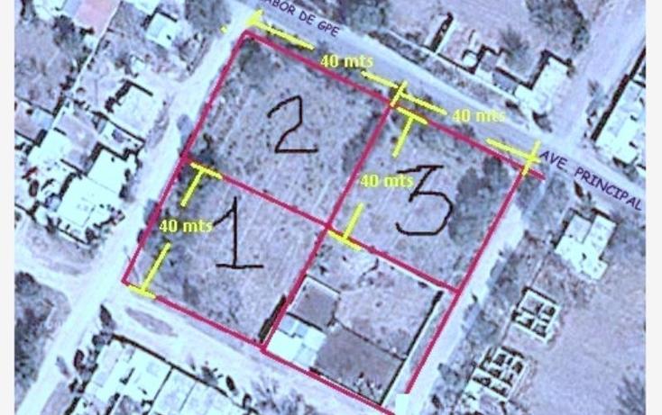 Foto de terreno habitacional en venta en  , hidalgo, durango, durango, 1415225 No. 10