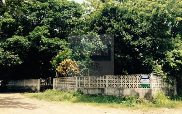 Foto de terreno habitacional en venta en hidalgo, medellin de bravo, medellín, veracruz, 1739260 no 01