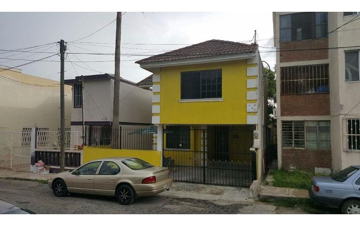 Foto de casa en venta en  , hidalgo oriente, ciudad madero, tamaulipas, 1045583 No. 01