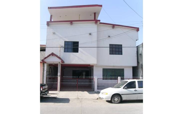 Foto de casa en venta en  , hidalgo poniente, ciudad madero, tamaulipas, 1118701 No. 01