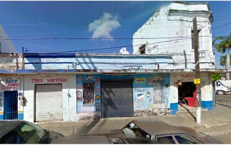 Foto de edificio en renta en  , hidalgo poniente, ciudad madero, tamaulipas, 1276141 No. 01