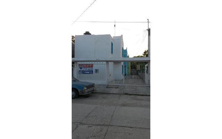 Foto de casa en venta en  , hidalgo poniente, ciudad madero, tamaulipas, 1282215 No. 01