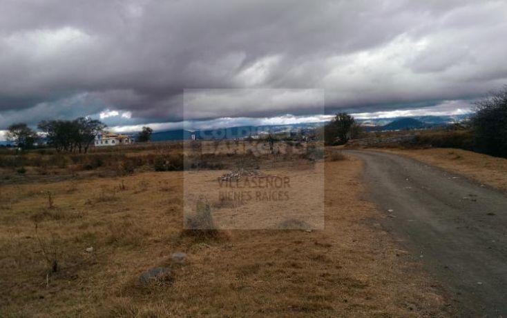 Foto de terreno habitacional en venta en hidalgo, san miguel totocuitlapilco, metepec, estado de méxico, 1550290 no 02