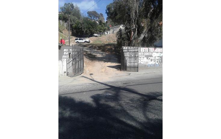 Foto de terreno habitacional en venta en  , hidalgo, tijuana, baja california, 1940055 No. 01