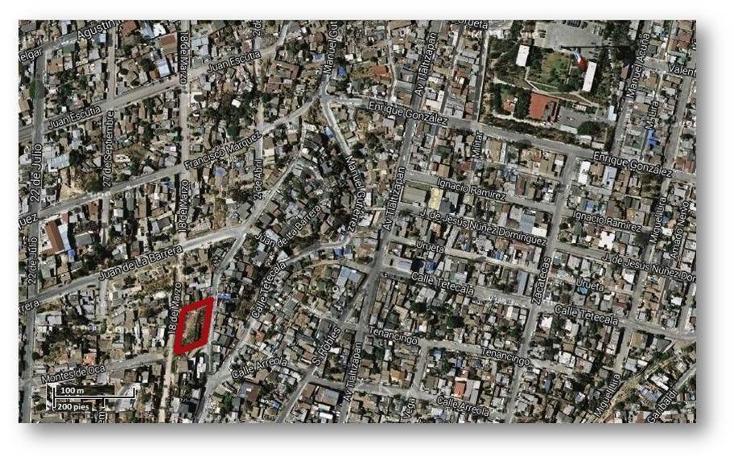Foto de terreno habitacional en venta en 2 de abril , hidalgo, tijuana, baja california, 2722594 No. 03