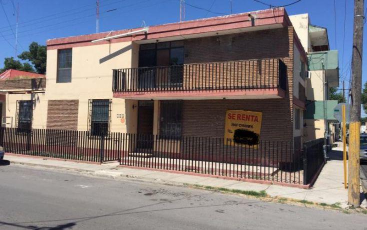 Foto de casa en renta en hidalgo y dr coss 400, burócratas, piedras negras, coahuila de zaragoza, 1987844 no 01