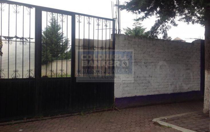 Foto de terreno habitacional en venta en hidalgos, san miguel zinacantepec, zinacantepec, estado de méxico, 508344 no 01