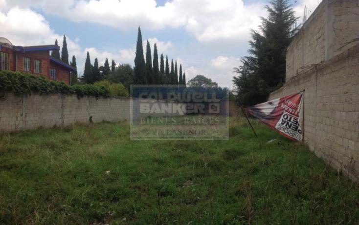 Foto de terreno habitacional en venta en hidalgos, san miguel zinacantepec, zinacantepec, estado de méxico, 508344 no 02