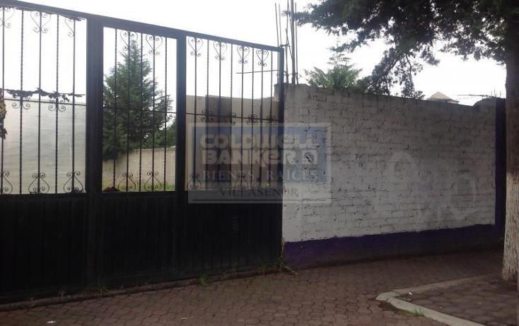 Foto de terreno habitacional en venta en  , san miguel zinacantepec, zinacantepec, méxico, 508344 No. 01