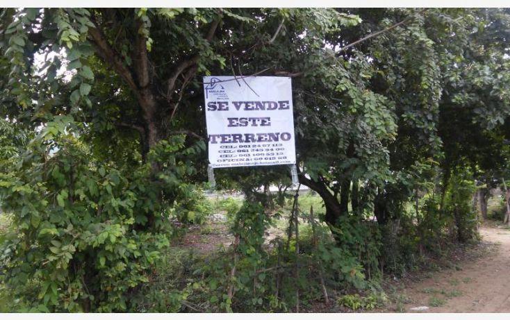 Foto de terreno habitacional en venta en higo quemado del puente, san josé terán, tuxtla gutiérrez, chiapas, 1243617 no 03