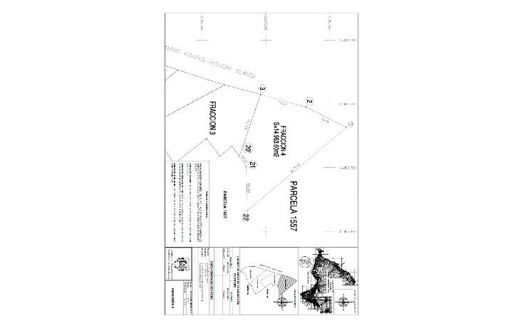 Foto de terreno habitacional en venta en  , higuera blanca, bah?a de banderas, nayarit, 1351823 No. 09