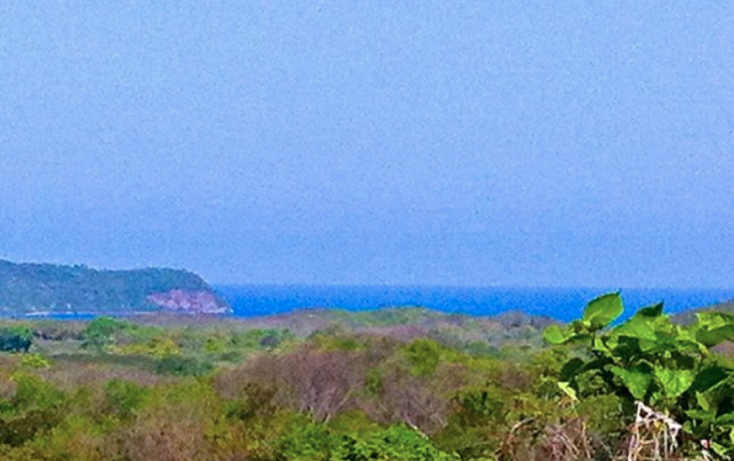 Foto de terreno habitacional en venta en  , higuera blanca, bahía de banderas, nayarit, 1351825 No. 04