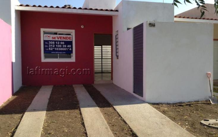 Foto de casa en venta en higuera comun 1044, puerta de rolón, villa de álvarez, colima, 372644 no 02