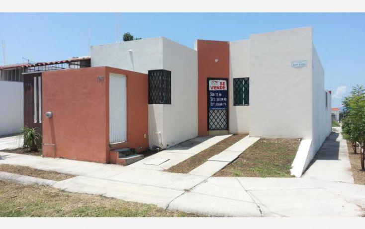 Foto de casa en venta en higuera de peters 1047, azteca, villa de álvarez, colima, 1214021 no 01