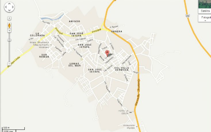 Foto de terreno habitacional en venta en higueras, barrio viejo, zihuatanejo de azueta, guerrero, 803757 no 15