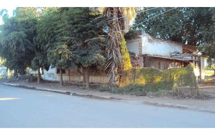 Foto de terreno habitacional en venta en  , higueras de zaragoza centro, ahome, sinaloa, 1858444 No. 01