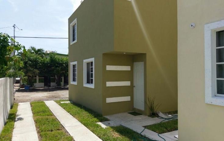 Foto de casa en venta en  , hipódromo, ciudad madero, tamaulipas, 1570470 No. 01