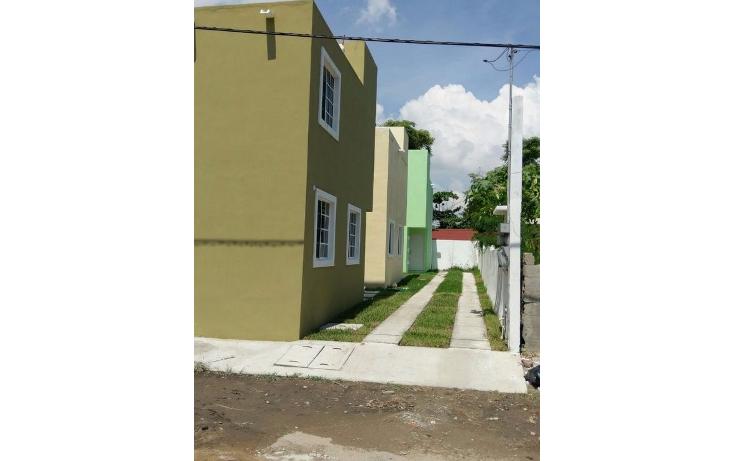 Foto de casa en venta en  , hipódromo, ciudad madero, tamaulipas, 1570470 No. 02