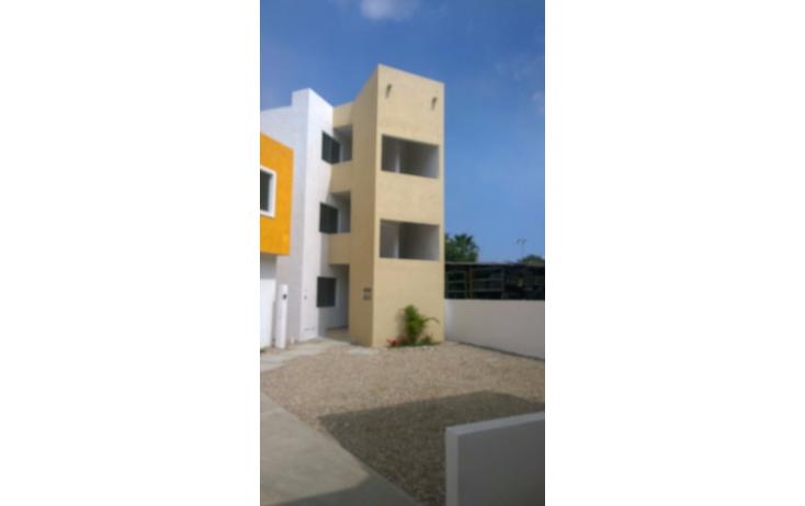 Foto de departamento en venta en  , hipódromo, ciudad madero, tamaulipas, 1663960 No. 01
