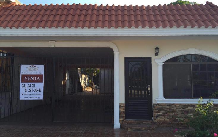 Foto de casa en venta en  , hipódromo, ciudad madero, tamaulipas, 1971378 No. 01