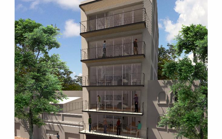 Foto de departamento en venta en  , hipódromo condesa, cuauhtémoc, distrito federal, 1736870 No. 01
