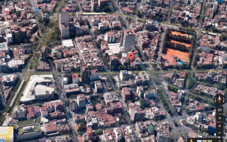Foto de terreno comercial en venta en, hipódromo, cuauhtémoc, df, 1780840 no 01