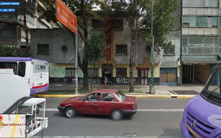 Foto de terreno comercial en venta en, hipódromo, cuauhtémoc, df, 1780840 no 03