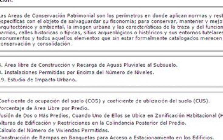Foto de terreno comercial en venta en, hipódromo, cuauhtémoc, df, 1780840 no 06