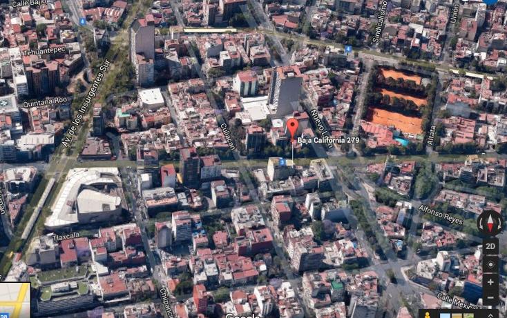 Foto de terreno habitacional en venta en  , hipódromo, cuauhtémoc, distrito federal, 1780472 No. 02