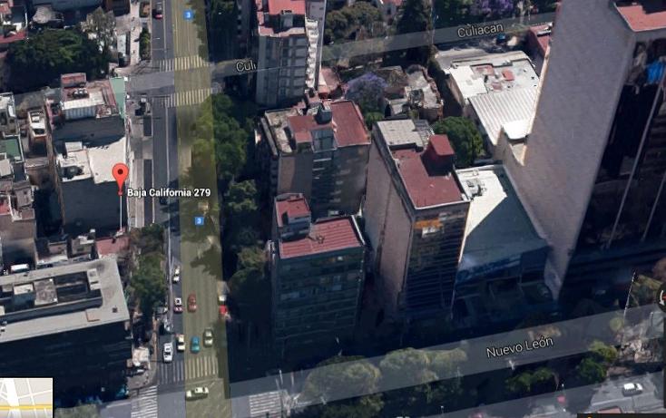 Foto de terreno habitacional en venta en  , hipódromo, cuauhtémoc, distrito federal, 1780472 No. 03