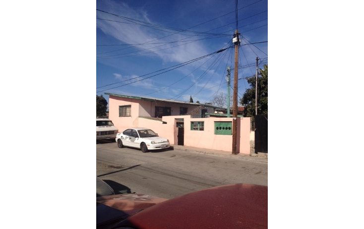 Foto de terreno habitacional en venta en  , hipódromo dos, tijuana, baja california, 532985 No. 01