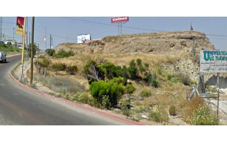 Foto de terreno comercial en venta en  , hipódromo, tijuana, baja california, 1089871 No. 01