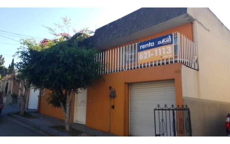 Foto de casa en renta en  , hipódromo, tijuana, baja california, 1532572 No. 01