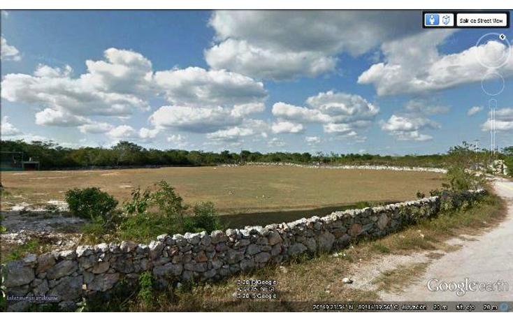 Foto de terreno comercial en venta en  , hocaba, hocab?, yucat?n, 1676560 No. 04