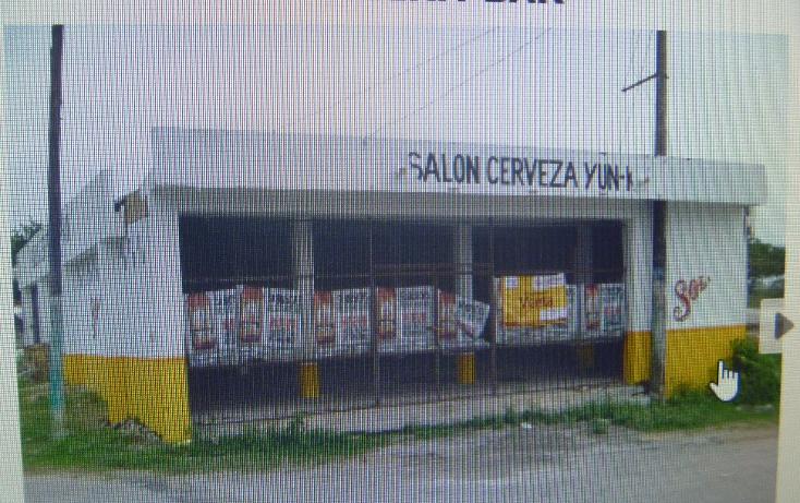 Foto de local en venta en  , hoctun, hoct?n, yucat?n, 1267337 No. 01