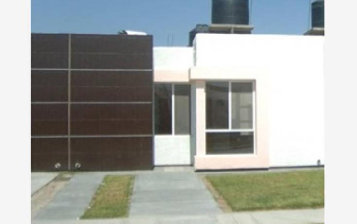 Foto de casa en venta en  , hogares del parque, durango, durango, 1632688 No. 01