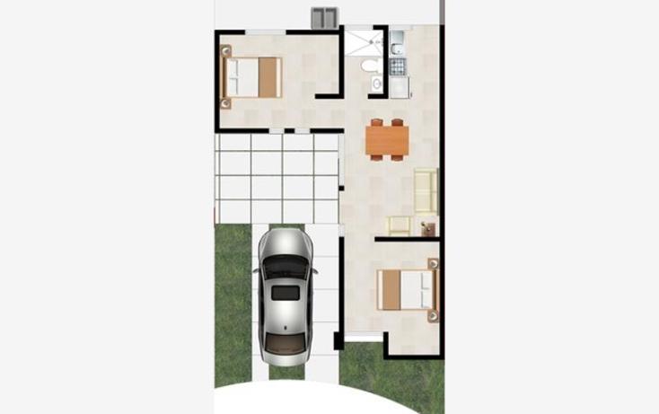 Foto de casa en venta en  , hogares del parque, durango, durango, 1632688 No. 06