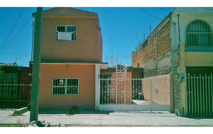 Foto de casa en venta en  , hogares ferrocarrileros 1a secc, soledad de graciano s?nchez, san luis potos?, 1078347 No. 01