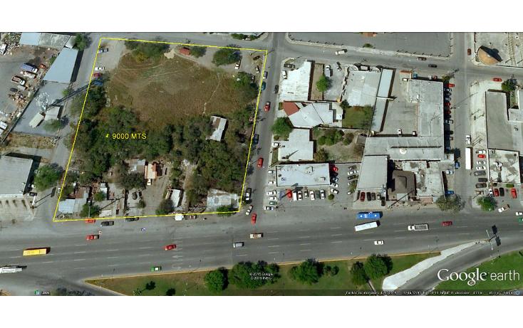 Foto de terreno comercial en venta en  , homero sepúlveda, apodaca, nuevo león, 1494951 No. 02