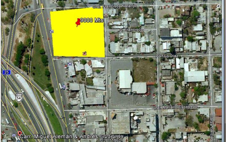 Foto de terreno comercial en venta en, homero sepúlveda, apodaca, nuevo león, 1494951 no 09